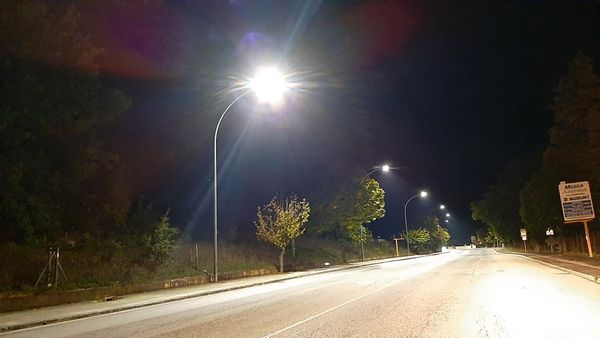 Pubblica illuminazione: il progetto di sostiuzione dei punti luce e la nuova veste del centro storico