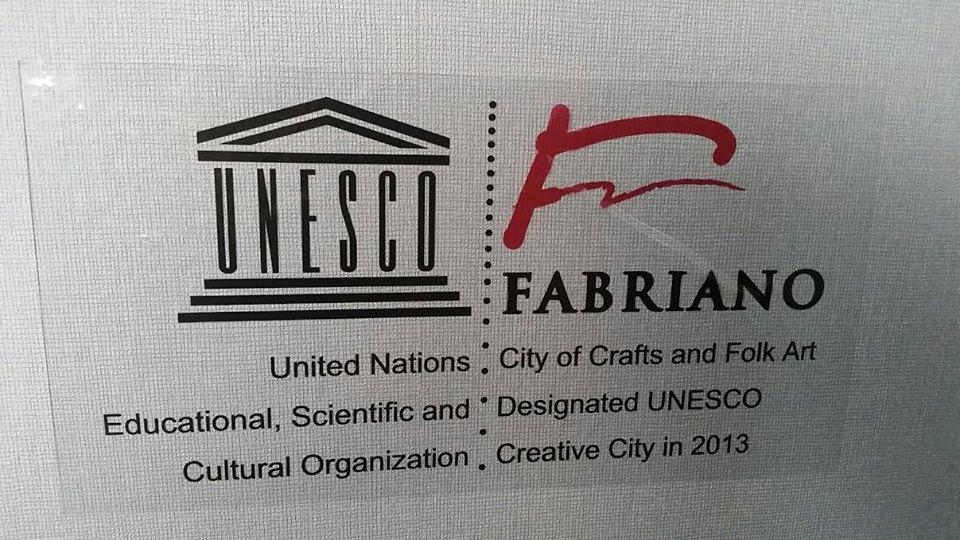 Fabriano Creative City: disponibili adesivi