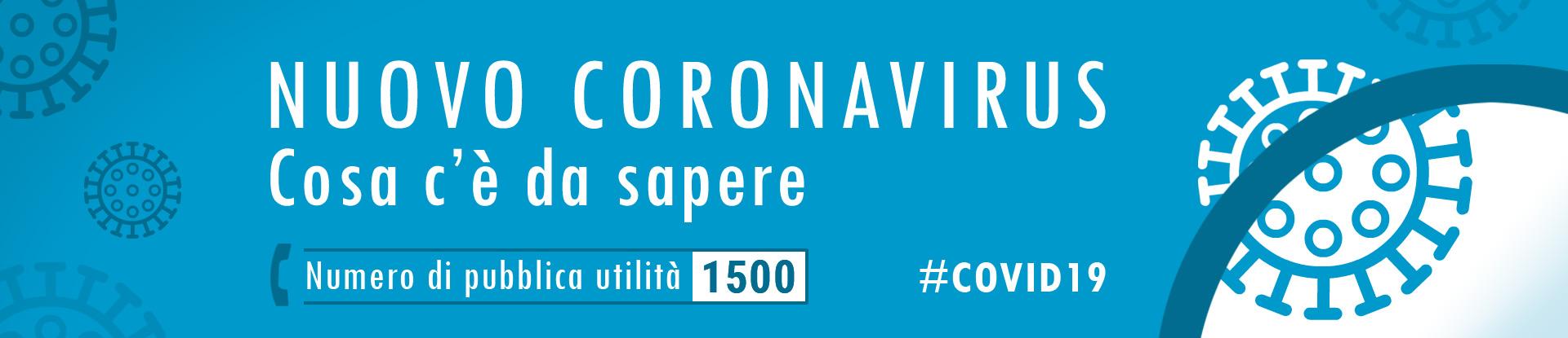 CORONAVIRUS: da domenica 17 gennaio la Regione Marche in zona Arancione
