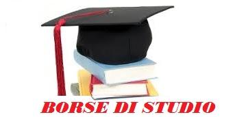 BORSE DI STUDIO ANNO SCOLASTICO 2018 – 2019