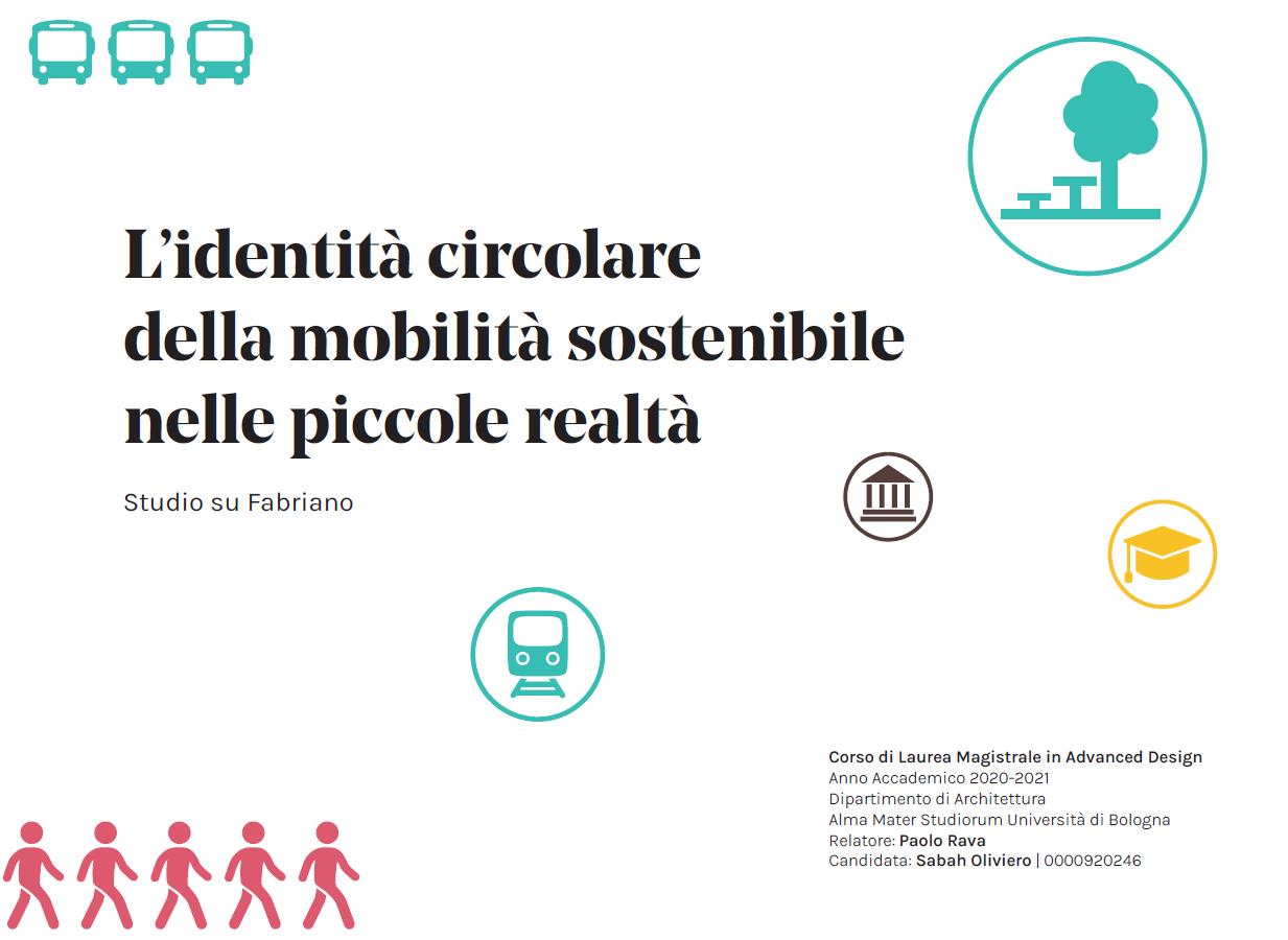 L'identità circolare della mobilità sostenibile nelle piccole realtà