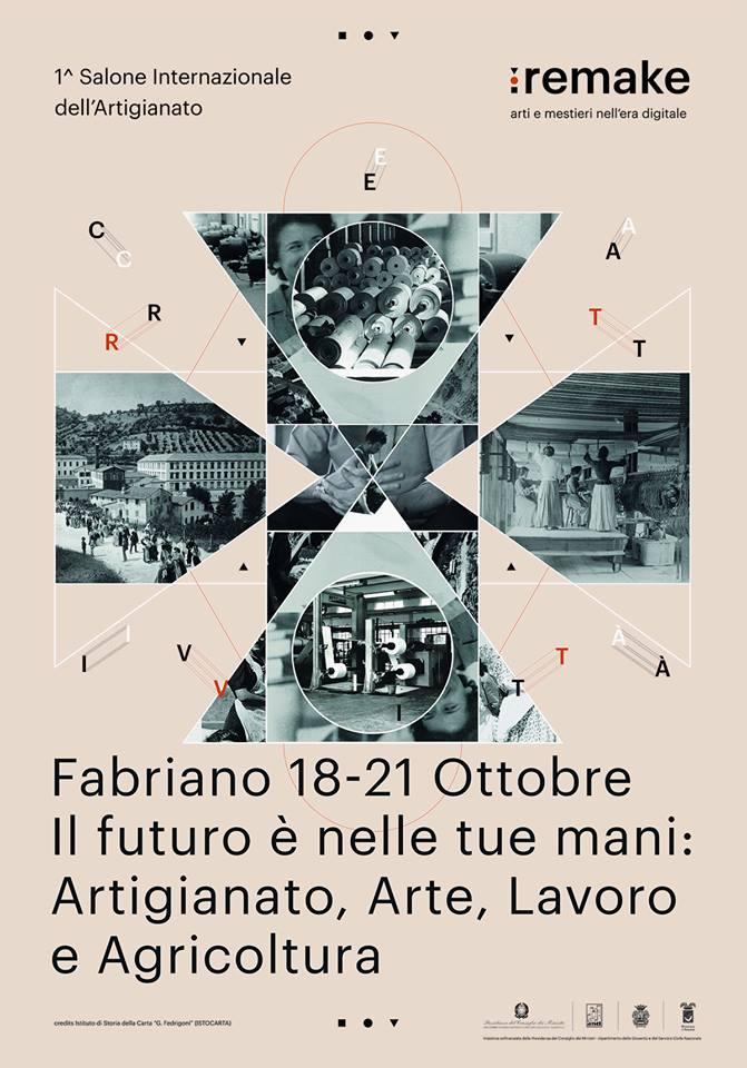 1^ Salone internazionale dell'Artigianato e Festival Remake