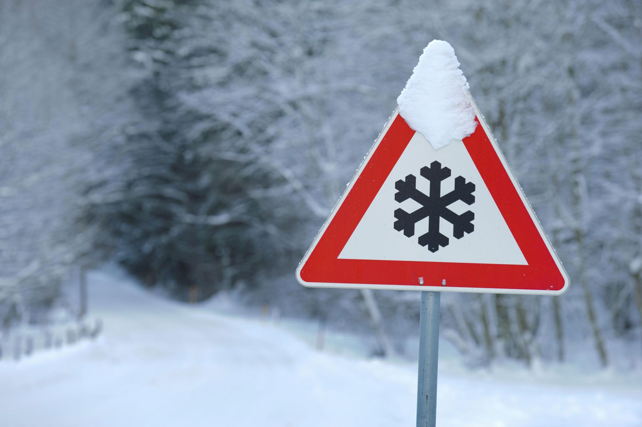 Piano di emergenza neve e ghiaccio