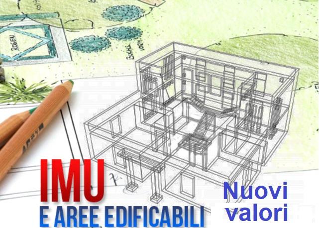 Approvati i nuovi valori venali delle aree edificabili