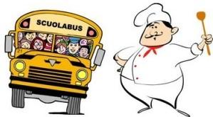Servizi scolastici di mensa e trasporto A.S. 2017/2018: disponibili i modelli di domanda